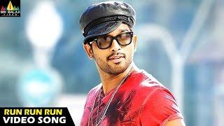 Iddarammayilatho Songs | Run Run Video Song | Latest Telugu Video Songs | Allu Arjun width=