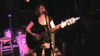 "Danielle Lubené - ""My Mirror"" live at The National Underground NYC 2/12/11"