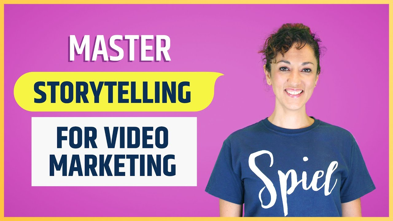 How To Master Storytelling For Video Marketing