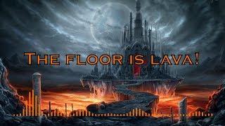 NIVIRO - The Floor Is Lava (Lyrics)