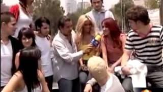 Kudai - Nota junto RBD y Eiza Gonzalez [Abril ´08]