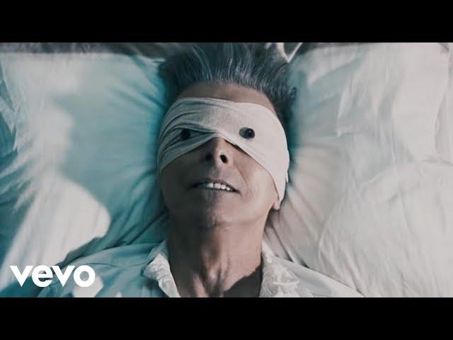 """Vïdeo de Lazarus de """"David Bowie"""""""
