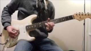Comfortably Numb Outro Solo Cover