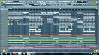 Calvin Harris ft Ne-Yo - Lets go (RocksnRags Fl studio Remake + FLP)