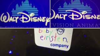 Mickey Mouse Clubhouse, Handy Manny, Little Einsteins, My Friends Tigger and Pooh Credits Remix