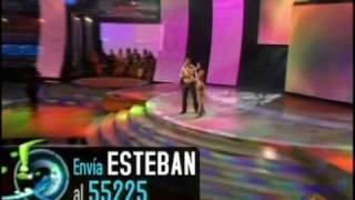 Jackie y Esteban - De rodillas te pido (La Academia 6)