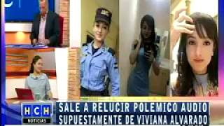 El polémico audio de la 'Barbie Policía' hondureña (VIDEO)