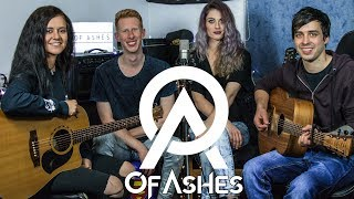 Red Jumpsuit Apparatus - Face Down (Of Ashes acoustic cover)