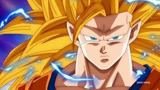 Dragon Ball Super / Z [AMV] Skillet - Rise