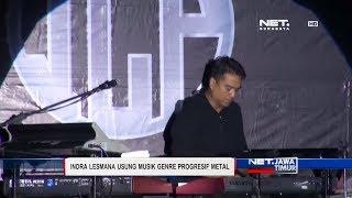 Indra Lesmana Usung Musik Genre Progresif Metal - NET. JATIM