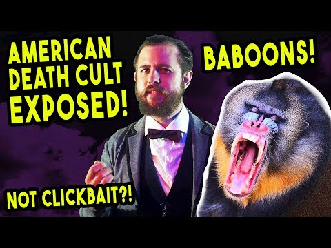 American Death Cult has MILLIONS worshipping FAKE SCIENCE!