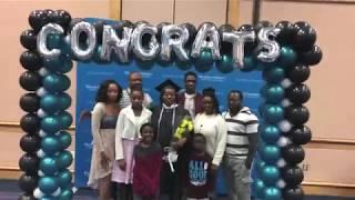 2018 #YTEevents Walden Graduation Event Balloon Decorations