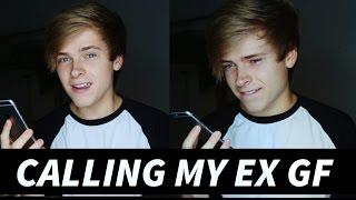 Calling My Ex Girlfriend