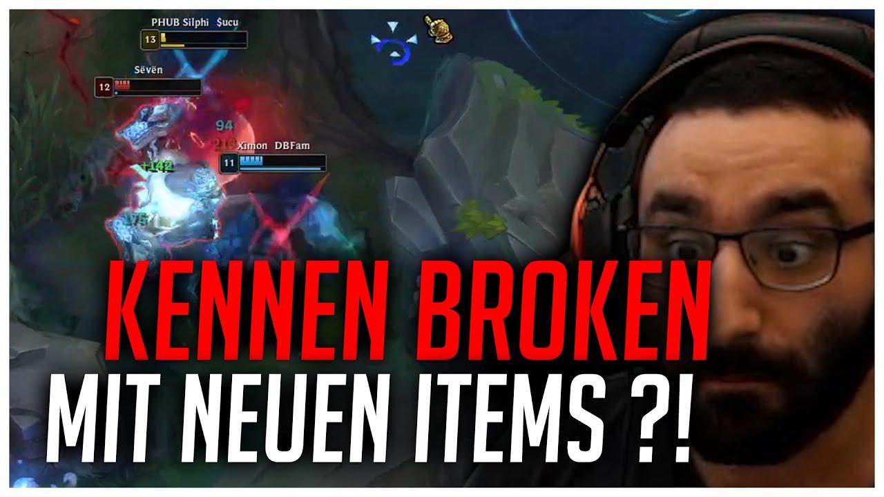 PlayersHUB - KENNEN BROKEN MIT NEUEN ITEMS? | Stream-Highlight [edit. Gameplay]