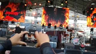 Barón Rojo—los rockeros van al infierno live @QuitoFest