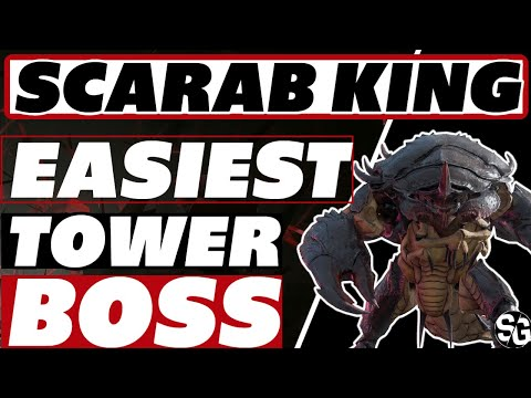 Scarab King w/ Uncommons & Rares easy win no matter what level or stage Raid Shadow Legends Borgoth