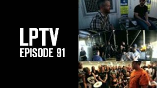 Castle Of Glass - Rehearsals & Spike VGA 2012 Performance | LPTV #91 | Linkin Park