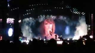 Taylor Swift 1989 World Tour Sydney - Out of the Woods Bridge Live