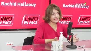 L'Info en Face avec Yasmine Chami