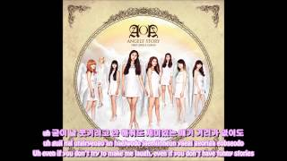 [ENG SUB + ROM + KOR] AOA - Love Is Only You