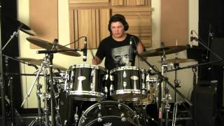 Rose of the Devil's Garden - Tiger Army Drum cover