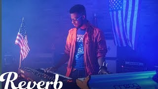 Epic Synthesizer Star-Spangled Banner | Happy 4th of July from Reverb.com