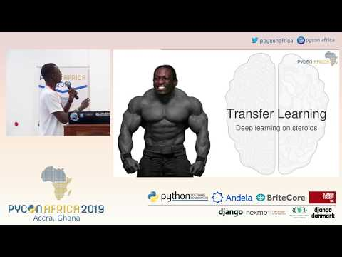 Deep Learning o..... Using Transfer Learning to Accelerate Model Performance - Kwadwo Agyapon-Ntra