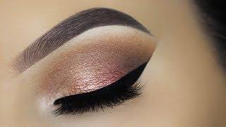 Easy Everyday Eye Makeup Tutorial