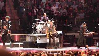 Bruce Springsteen - Meet Me In The City (partial) @ MSG 3/28/16