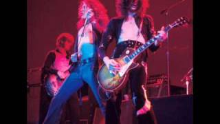 Led Zeppelin - Rock and Roll live 1973