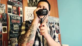 AVICII - Hey brother  (Punk goes Pop) cover by Diego Teksuo