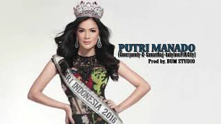 Aristho - Putri Manado Ft Jery ( Cover Parody Samantha J - Baby love Ft R City )