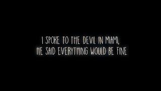 XXXTENTACION – I spoke to the devil in miami / ПЕРЕВОД / WITH RUSSIAN SUB.