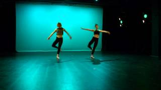 Sohn 'The Wheel' Contemporary dance