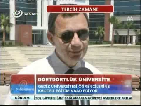 30 Ülkeden 150 Öğrenci Başvurdu - Gediz Üniversitesi