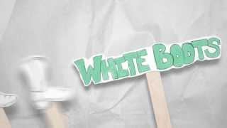 Jamie Grace - White Boots (feat. Morgan Harper Nichols) [Official Lyric Video]