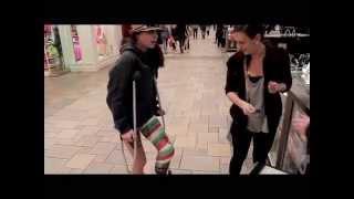 Alyssa's broken leg vlog