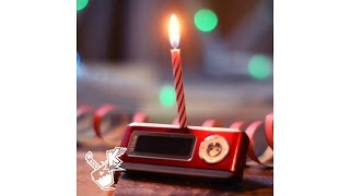 Happy MP3 Birthday