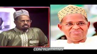 Confrontation N°4 avec Ahmed Khalifa Niasse qui fait face à Bijou