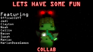 """""""Let's Have Some Fun"""" by TryHardNinja & Bonecage (Mine-imator animation/collab)"""