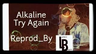 Instrumental Dancehall Alkaline Try Again (Reprod_by_Lasskid Beats)