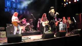 SKYNYRD RELOADED | Gimme Three Steps