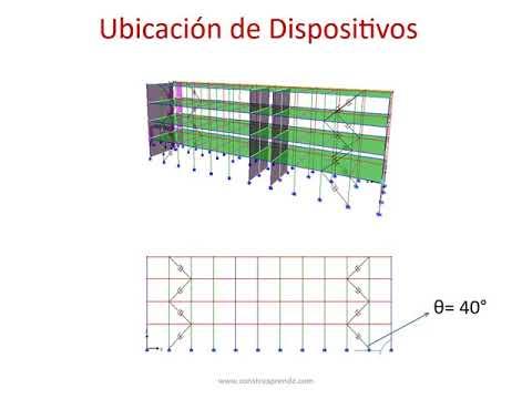Protección Sísmica de Edificios con Disipadores de Energía - Ingeniería Civil Estructural