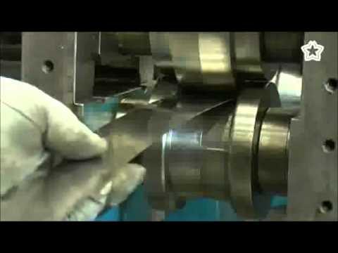 Doğa Makina - Hadde İmalatı ( Roller Ring Manufacturer)