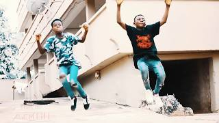 Diggi Don x Bm Shizzle x Wavykidd - Kurawade3mu dance cover by Allo Dancers