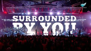 CityWorship: Surrounded (Fight My Battles) (Bethel) // Mark Kwan @City Harvest Church width=