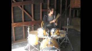 Lemonade Mouth's BLAKE MICHAEL Plays the Drums!