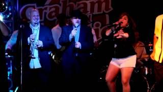 "Calle Seis ""Mueve La Colita"" featuring Ruben Ramos, Cacy Savala, Hugo Guerrero and Raphael Rodriguez"