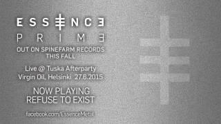 Essence - album sneak preview