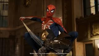 Marvel Spider-Man PS4: Spider-Man vs Shocker